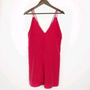 Urban Outfitters Red Tank Mini Dress 40